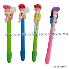 Sport Series Polymer Clay Ballpoint Pen
