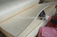 white ash engineered veneer for mdf/plywood/door skins