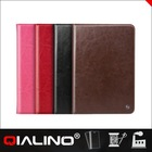 QIALINO Odm/Oem Leather Flip Anti-Shock Case For Ipad 2