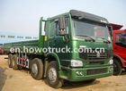 HOWO Z1317N4667V 8x4 china cheap cargo truck factory sale