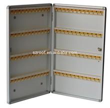 Aluminum Mechanical Key Box for Home and Office (96 Keys)