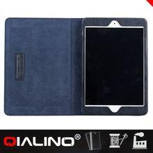 QIALINO Premium Quality 2014 New Design Leather Case For Ipad Mini