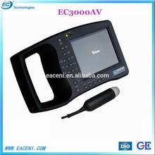 EC3000AV Portable ultrasound/wide medical applications of ultrasound