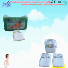 Fluff Pulp Material and Diapers/Nappies Type baby pampering diapers