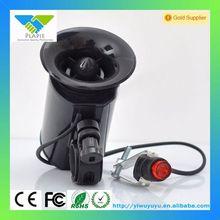 air horn for bikes outdoor alarm speaker high performance loudspeaker bike horn