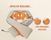 hot blood circulation full body shiatsu mini electric neck massager