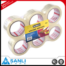 Good Quality Clear Acrylic BOPP Adhesive Sellotape
