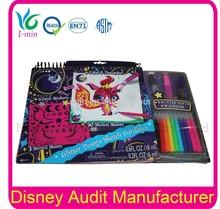 popular stationery set painting set glitter design sketch portfolio ss007
