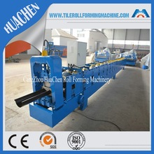 Rain Gutter Cold Roll Forming Machine
