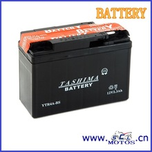 SCL-2012122276 Dry-Charged Lead Acid Motorcycle 12V 2.3Ah Battery