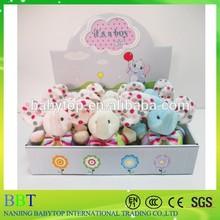 For sale minion soft toy bunny, stuffed toy rabbit wholesale, best kids birthday gift