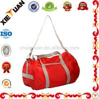 Lightweight Plain Duffel Bag for Gym, Sports & Travel