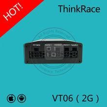 Thinkrace multiple vehicle tracking device gps tracker remotely shutdown VT06
