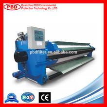 Hydraulic High pressure membrane filter press