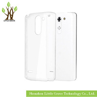 For LG G3 Stylus D690 Crystal Transparent Clear Hard Case Cover