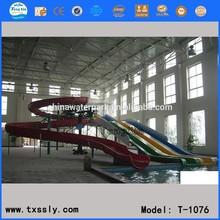 Large Amusement Park Inflatable Water Slide for Sale