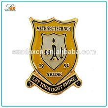 2015 Cheapest Custom Sports Meet Souvenir Badge / Other Style Custom Medal Souvenir