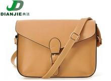 2015 new fashion PU leather shoulder bag manufacturer for sling women bag