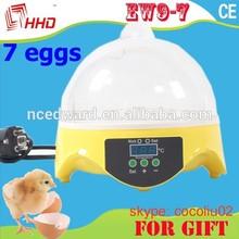 Temporada alta automático de importación huevo para incubar precio de la máquina para la pequeña granja de China