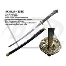 """43"""" overall plastic dragon handle katana medieval sword sale"""