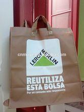 Cheap folding non-woven shopping bag