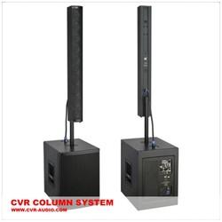 active line array column speaker system