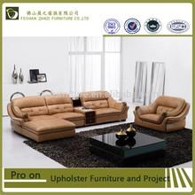 Hot sale free combination leather sofa\living room leather sofa