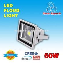 CRI 70 Aluminum lamp body 50w led flood light 100w led flood light