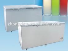 900liter top open chest freezer BD888