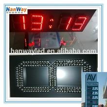 Portable LED electronic digital basketball scoreboard