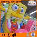 Móvel interessante crianças brinquedos infláveis parque de diversões venda