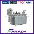 11kv 415v 160kva immerso en aceite transformador energía precio competitivo S9 Series transformador eléctrico