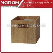 NAHAM home organizer sundries/ magazines Stackable Storage Basket