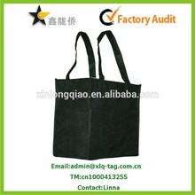 2015 Wholesale Laminated Fashion non woven bag, pp lamination non woven bag