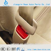 Three point bus driver safety belt