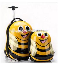 2015 new style pc film animal luggage