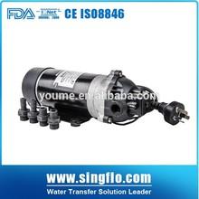 Dp series 5.5L/min 120v ac long lifespan electric high pressure self-priming water pump for car wash machine