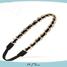 Fashion hair accesories with metal Alice band Customerized Hair Band