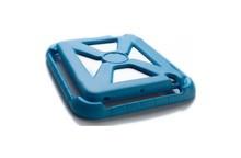 Kid's Shockproof Silicone EVA Rubber Handle Case For Apple iPad Mini 1 Mini 2, 3