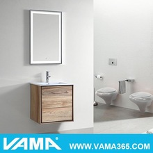 Vama Modern Melamine Board Italian Bathroom Furniture