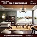 yüksek uç oturma odası mobilya modern deri koltuk