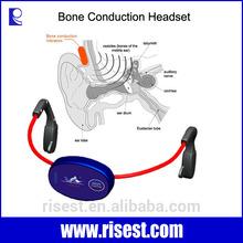 RE-902 Bone Conduction Headphone,Bone Conduction Hearing Aid, Swimming Pool Equipment