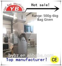 2kg 5kg Granular Fertilizer Weighing Filling Machine YB-6
