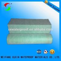 polypropylene fiber waterproof roofing felt