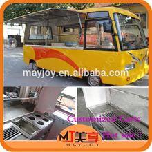 MAYJOY mobile food van (whatsapp:008613816026154, skype: mayjoy46)