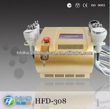 2015 Hottest New design Ultrasonic /Cavitation/Vacuum /RF /Lipo Laser/machine