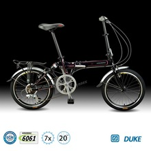 Hot Sale 20 inch Folding Bicycles From China
