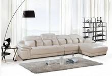 modern Hotel leisure L shape corner sofa set designs