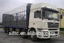 shaanxi MAN D'Long 8*4 heavy duty lorry truck