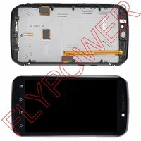 LCD Display Screen Digitizer Touch Key Frame for Motorola MB855 Sprint Photon 4G